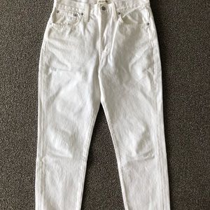 Madewell perfect summer jeans 27 short
